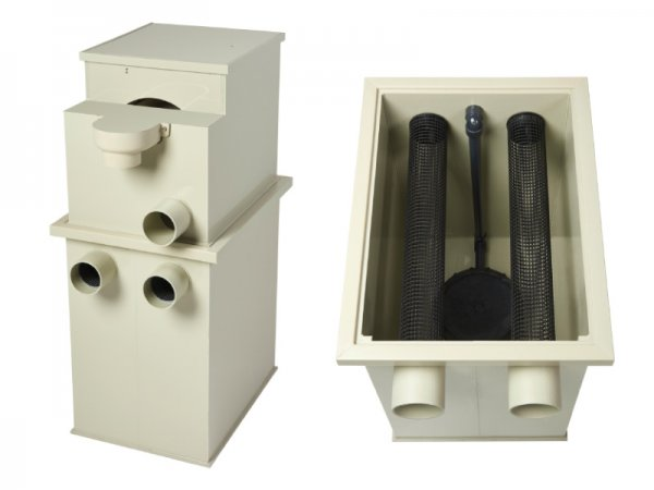 Bubnový filtr Combi PF20