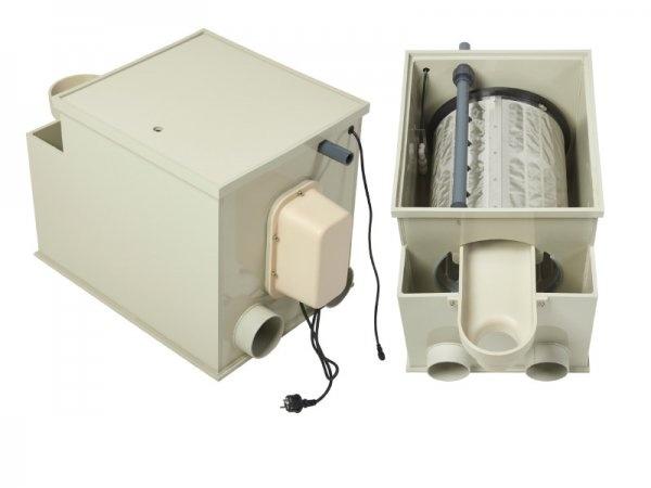 KOIC Bubnový filter HF30
