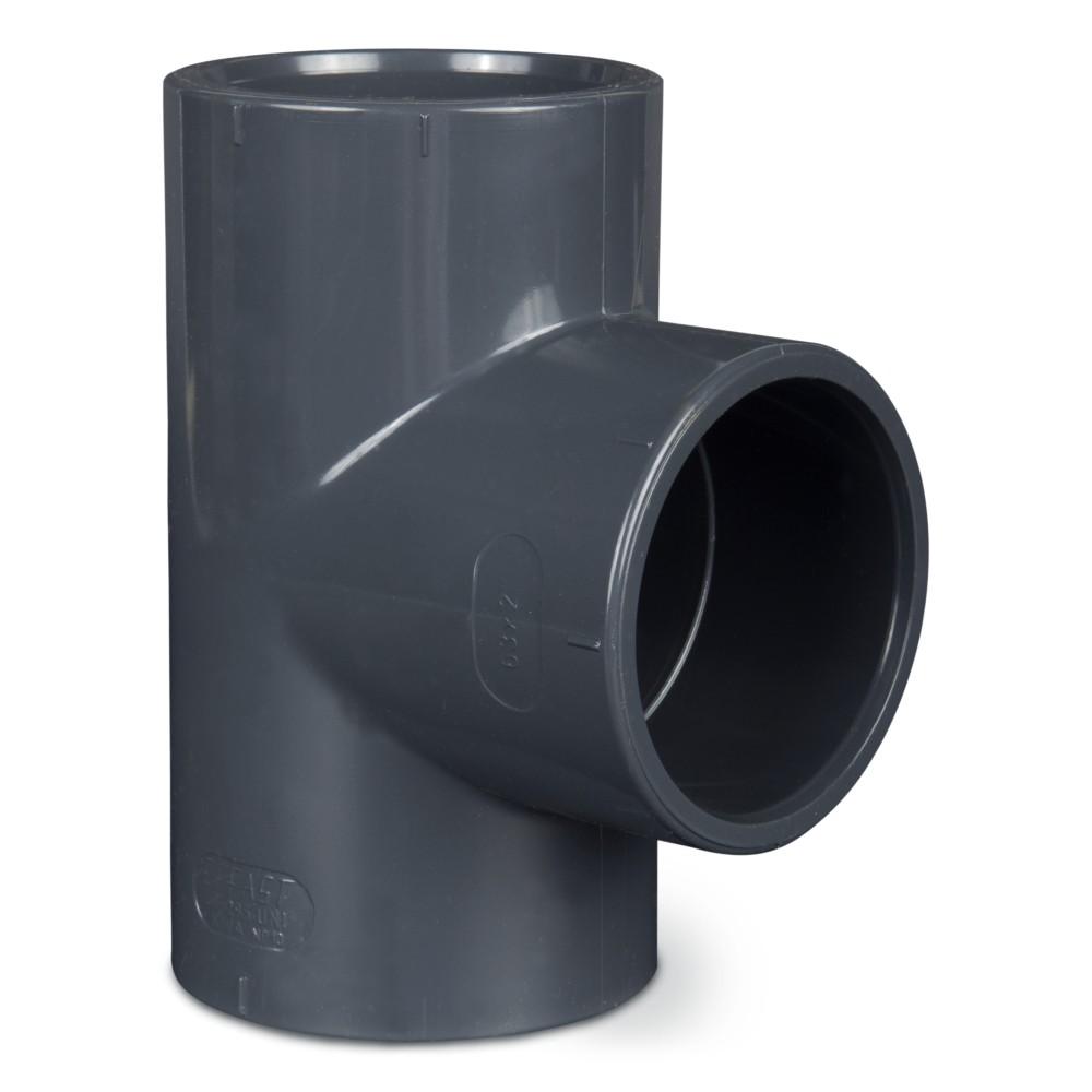 PVC T-kus 90° 110mm