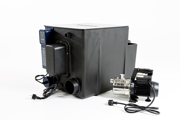 AirAqua SuperDrum Mini vr. 40W UV - čerpadlový