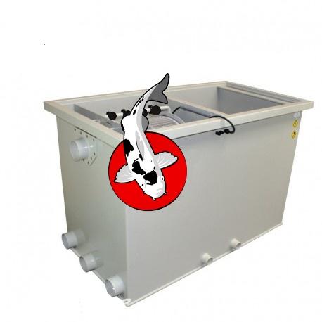 Filtreco Combi Drum Filter 35 Gravity