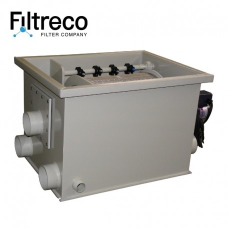 Filtreco Drum filter F25 Gravity Basic