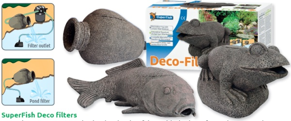 SuperFish Deco - Filter Carp