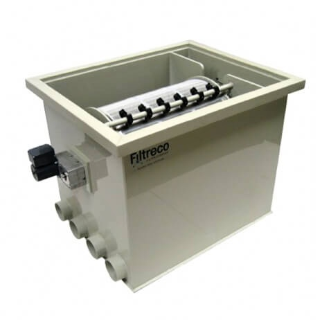 Filtreco Drum Filter 55 - čerpadlový