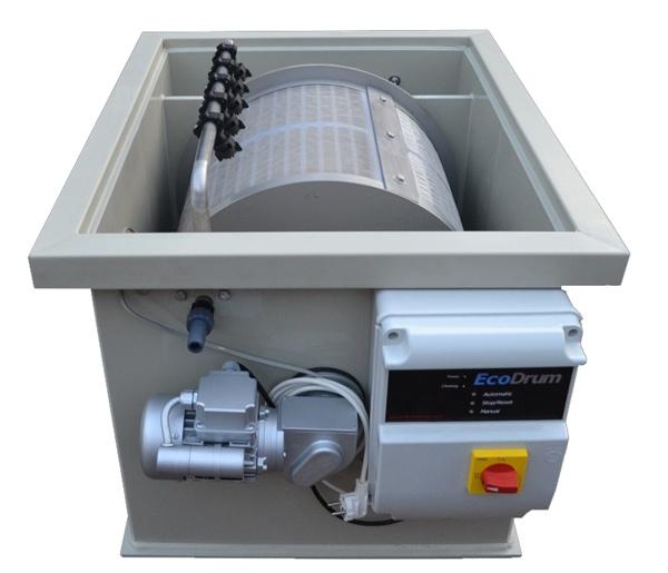 Filtreco Drum Filter 35 - gravitačný