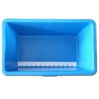 SuperFish POND Koi nádoba 90 l, modrá 80 x 48 x 30 cm