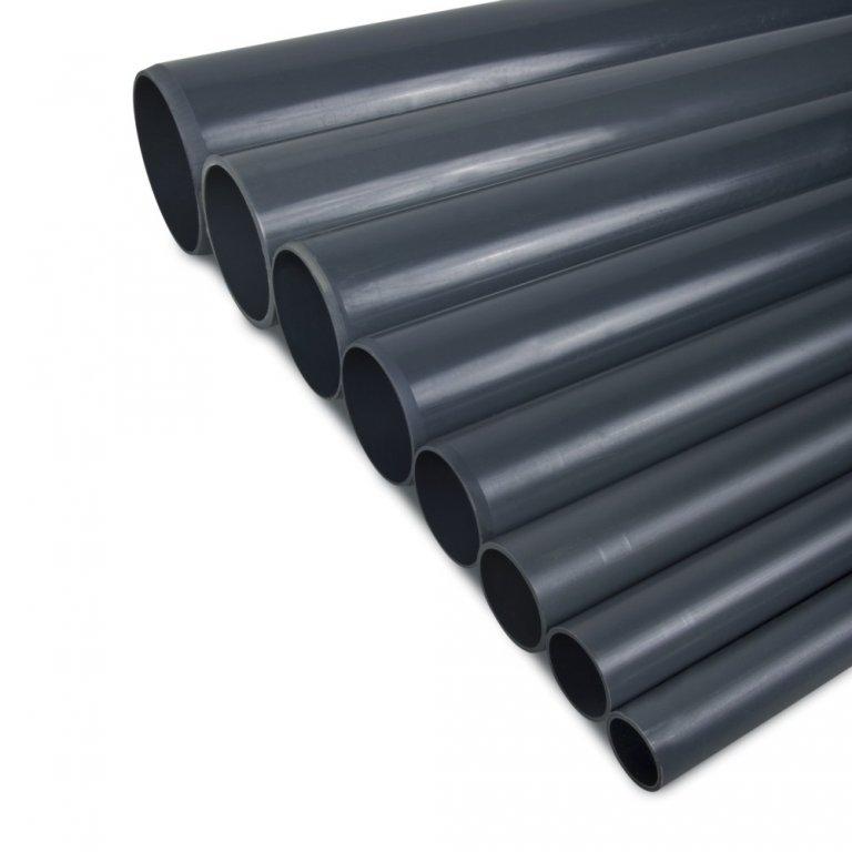 Budget PVC trubka na lepení 75mm