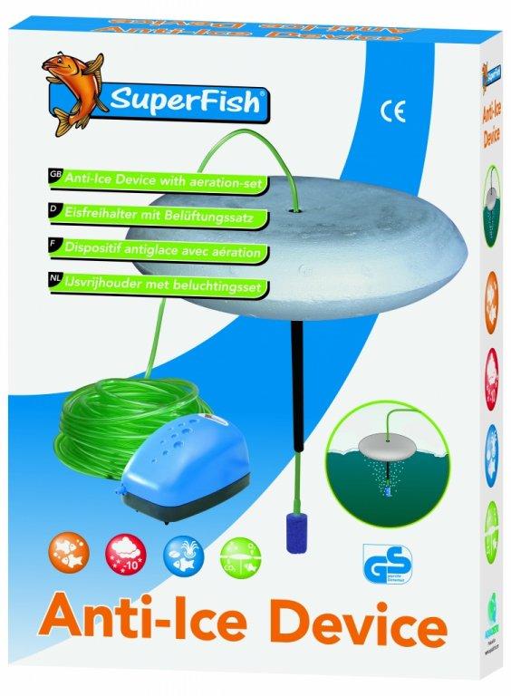 SuperFish jezírkový vzduchovač