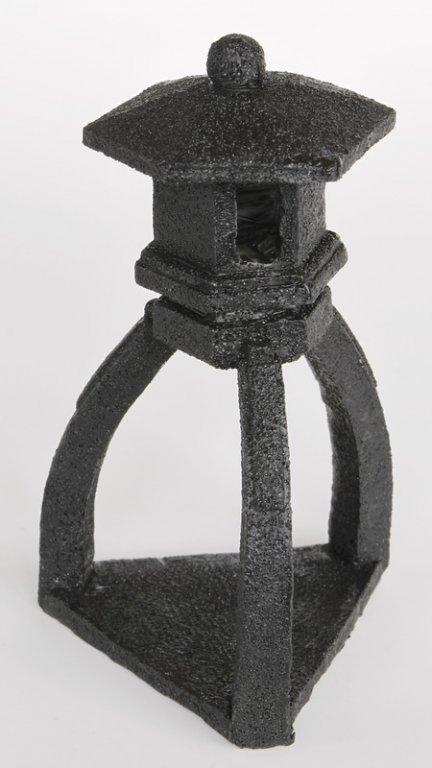 SuperFish POND POND ZEN DECO PAGODA černá 42 cm