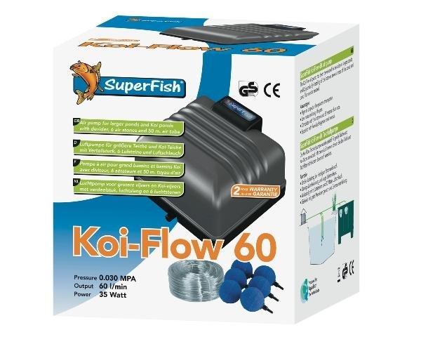 SUPERFISH KOI FLOW 60 PROF