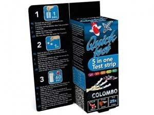 Colombo Quicktest 6 v 1/ 50 proužků