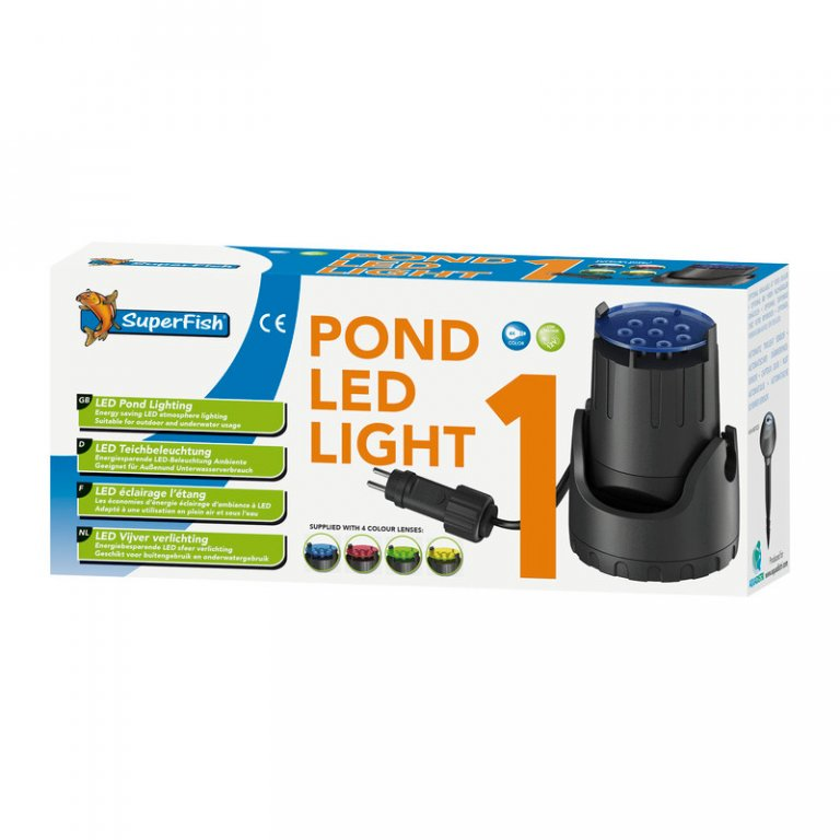 SuperFish POND SF POND LED LIGHT 1X