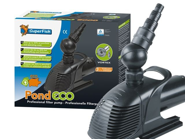 SuperFish  POND ECO 12000 - 155W