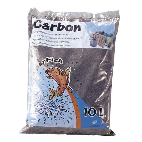 SuperFish POND Aktivní uhlí sáček 10 L