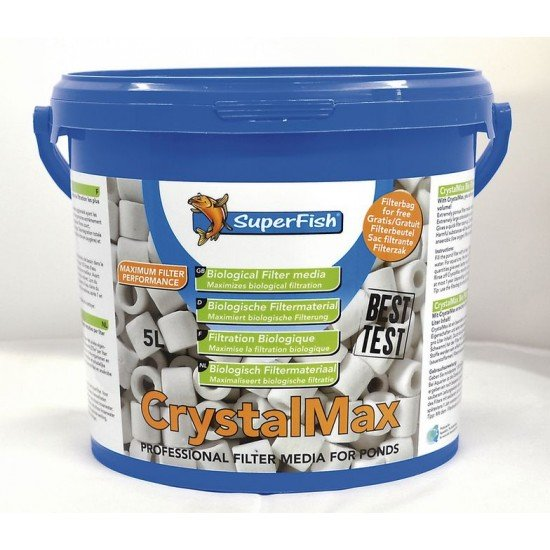 SuperFish POND SF CRYSTAL MAX 5 L