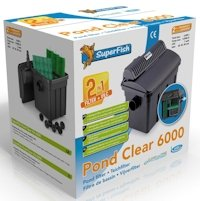 Jezírkový filtr SF POND CLEAR 6000